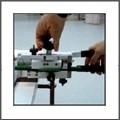 Close welding clamp