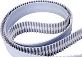 Courroies dentées synchrones à profil de guidage