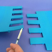 Posiclean® belt applying solution