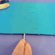 Posiclean® belt rods insertion