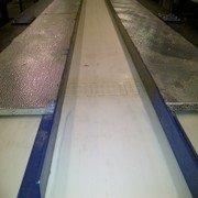 Conveyor belt ERO Joint floor gluing