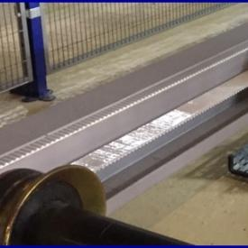 Courroie plate avec jonction mécanique ERO Joint HP