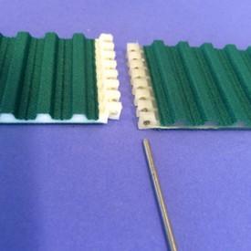 Courroie dentée ERO Joint HP (hinge pin) avec PAZ