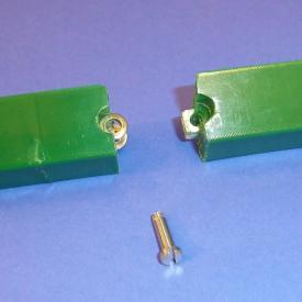 Courroie trapézoïdale assemblage mécanique ERO Joint ouverte